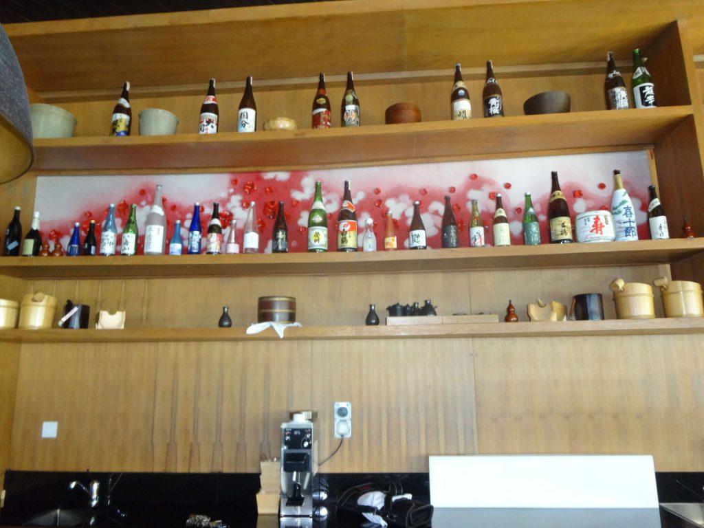 umamiにはたくさんの日本のお酒があります